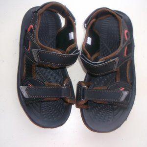 Other - Black Sandals Boy Size 7